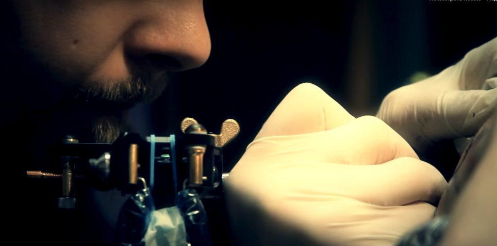 Студия татуировки