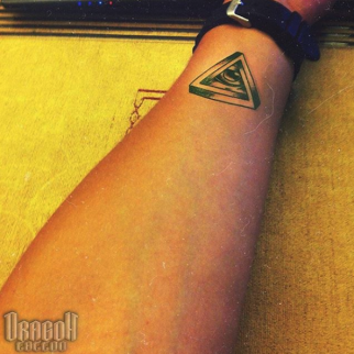 Фото мини татуировки