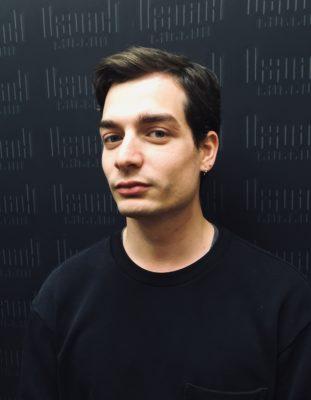Антон — мастер пирсинга